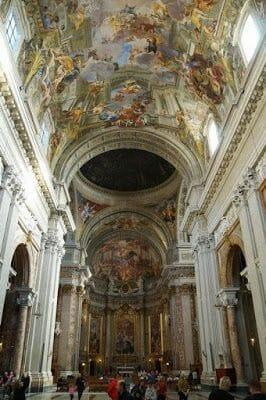 Iglesia de San Ignacio de Roma