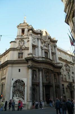 San Carlo a la quattro fontane