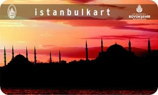 ISTANBULKART (Estambul Card)