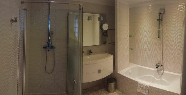 Le Gîte du Vieux Tours baño