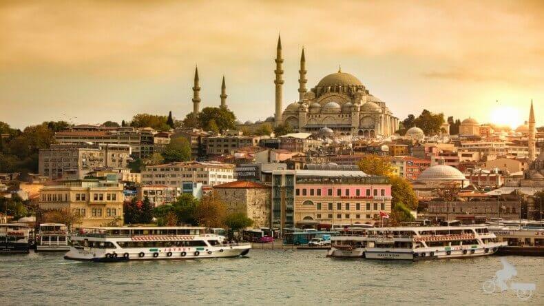 Cuerno de Oro de Estambul