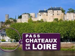 CHATEAUX PASS Castillos Loira