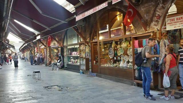 tiendas Bazar Arasta