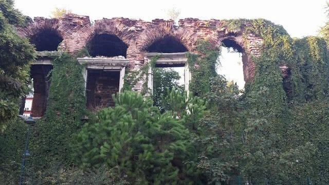 ruinas Palacio de Bucoleon