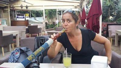 fumar shisha estambul