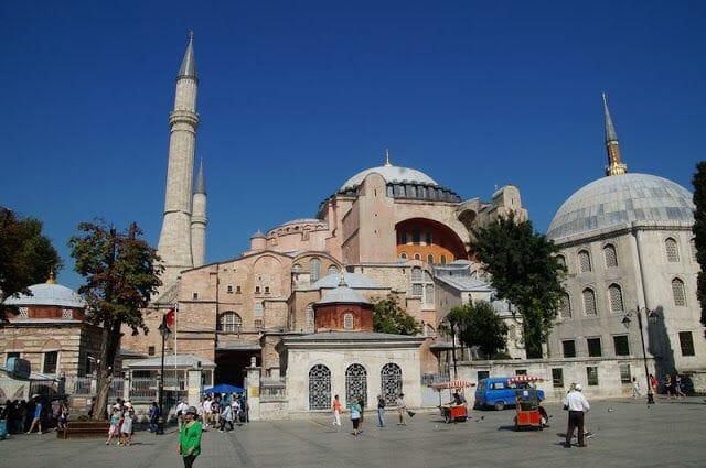 Santa Sofía de Estambul