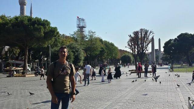 plaza hipódromo - Cuerno de Oro Estambul