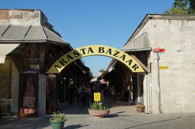 Bazar Arasta Estambul
