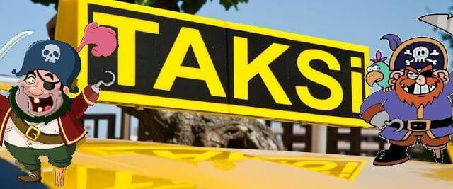 taxis de Estambul