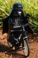 darth vader en bici