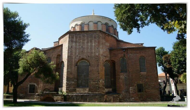 Hagia Irene de Estambul