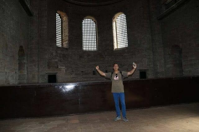 Iglesia de Santa Irene estambul