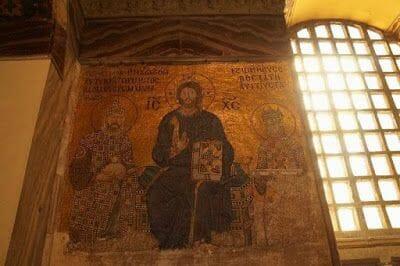 mosaicos Santa Sofía - Hagia Sofia