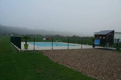 piscina - Alojamientos en Blois y Amboise