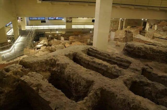 Necropolis de la via triumphalis