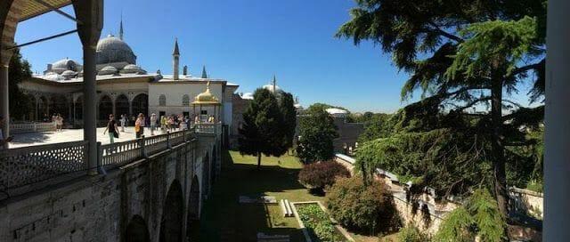 palacio de topkapi Estambul