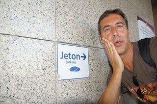 Jeton, token, istanbul, estambul