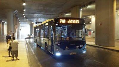 autobuses de Estambul