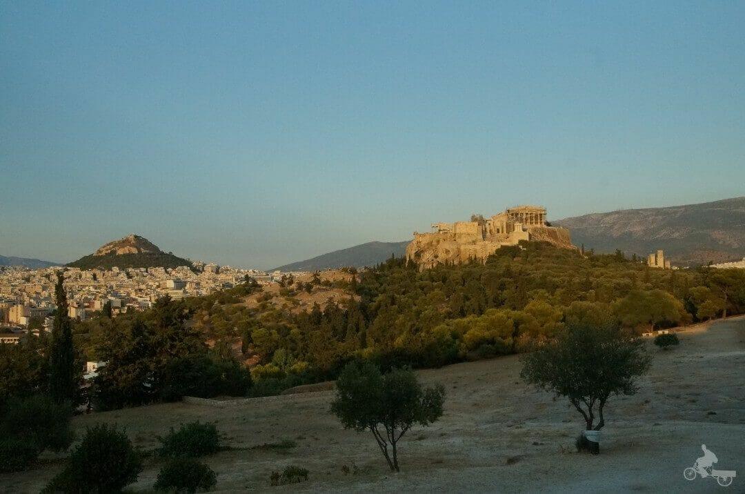 Acropolis - Qué ver en Atenas en un día en parada de crucero