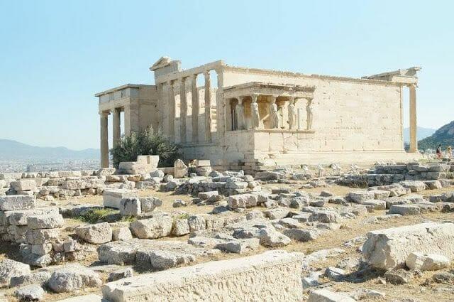 ruinas de Atenas