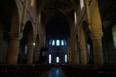 abadía Notre-Dame Beaugency