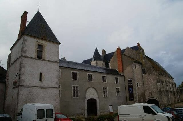 castillo Dunois de Beaugency