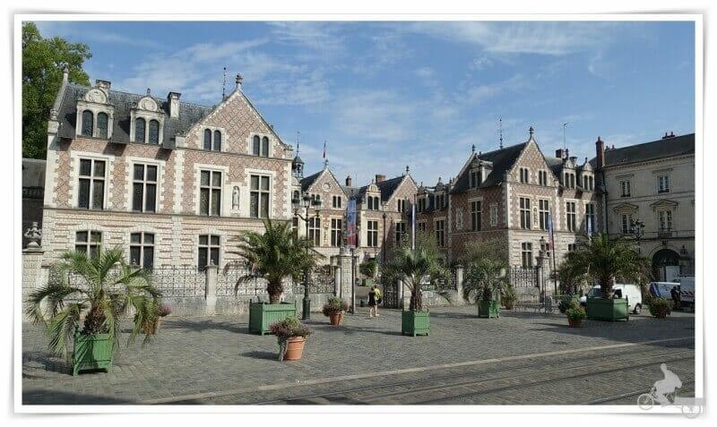 Hotel Groslot Orleans