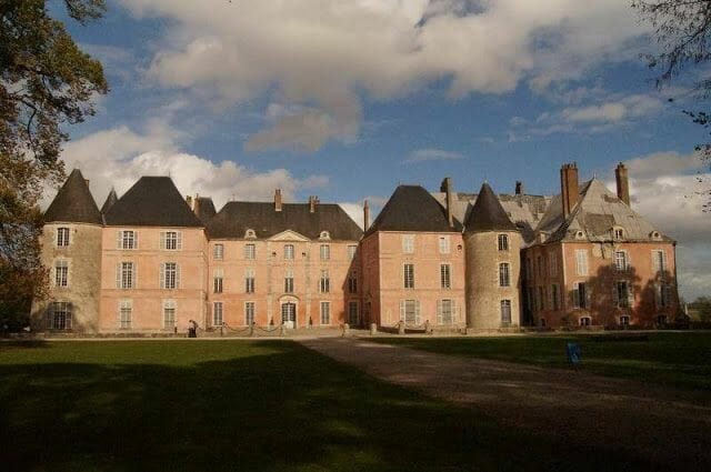 El castillo de Meung-Sur-Loire, castillos loira, castillos de Francia