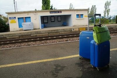 estacion tren meung sur loire