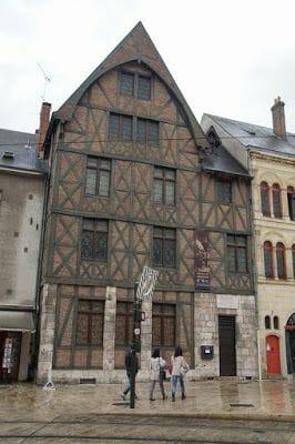 Casa en que se alojó Juana de Arco en Orleans