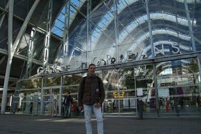 estacion tren orleans