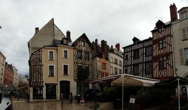 casas medievales de orleans