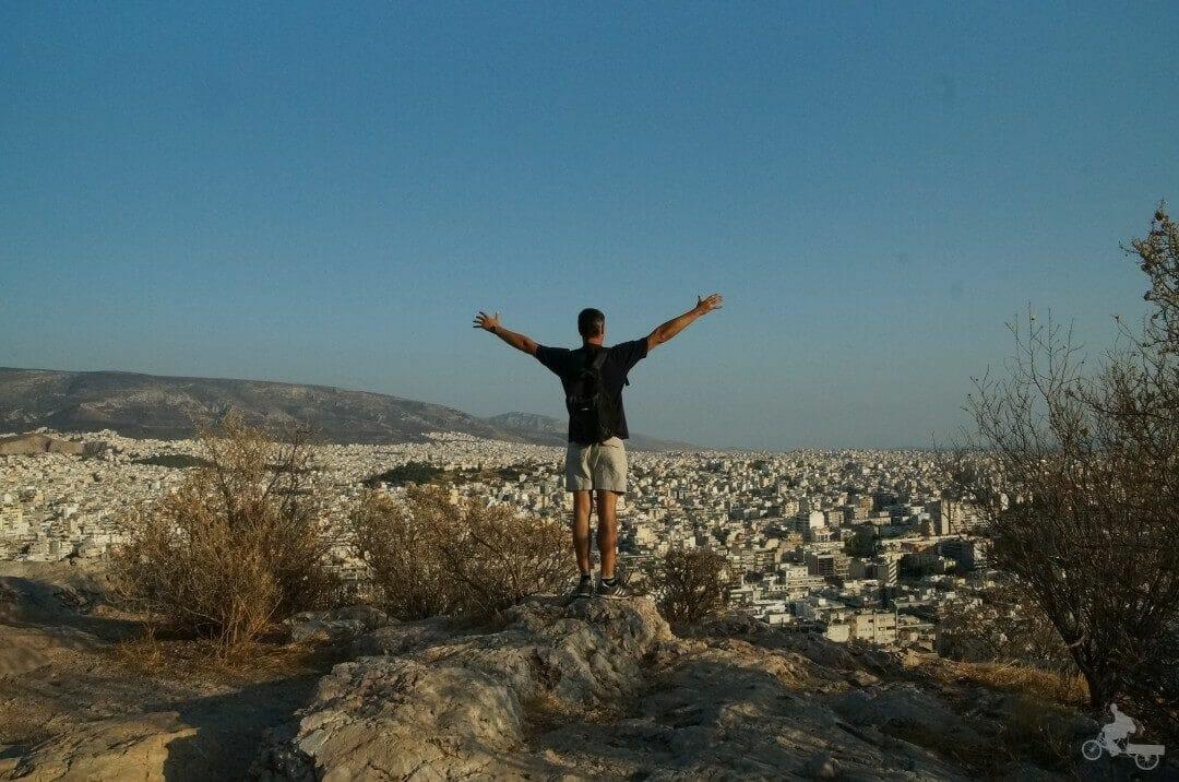 colina de Filopappos