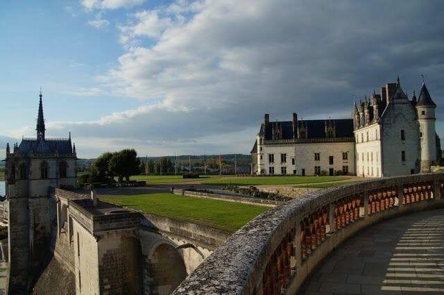 ruta castillos Loira castillo amboise