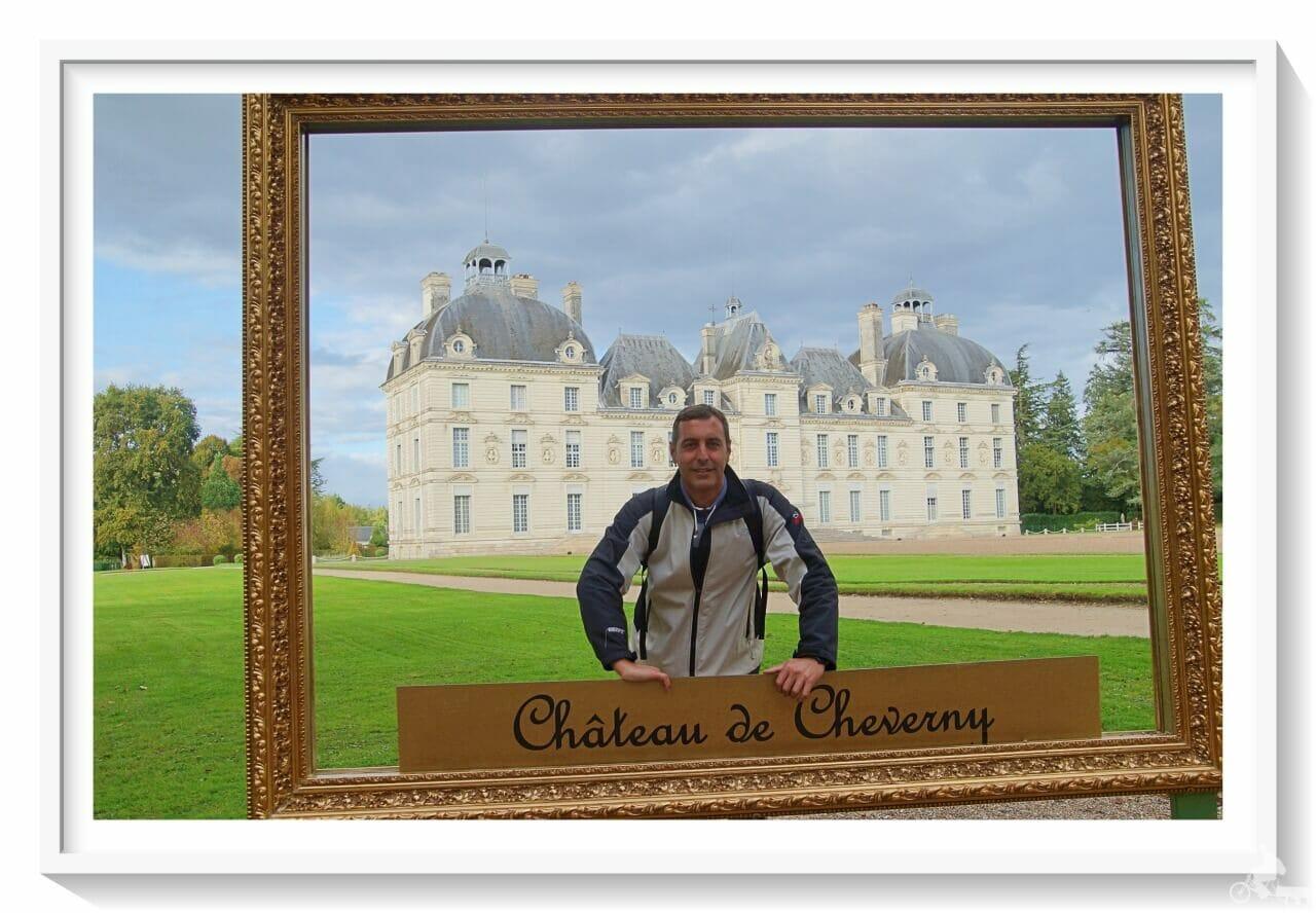 castillo de cheverny el verdadero moulinsart