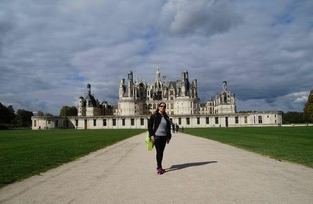 ruta castillos del loira castillo chambord
