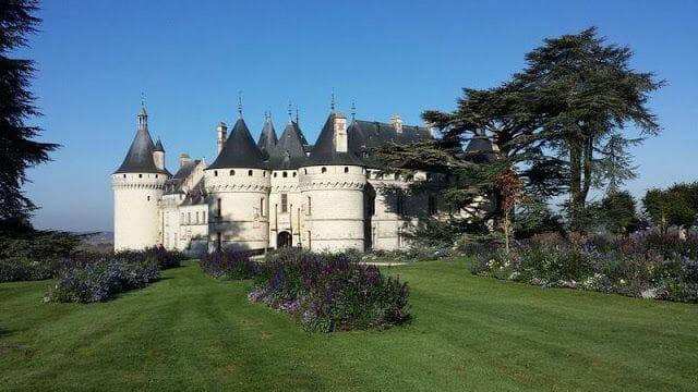 ruta castillos Loira chaumont sur loire