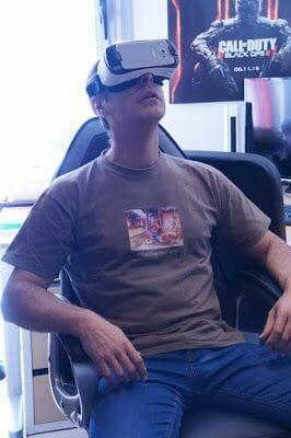 Samsung gear VR, gafas VR, gafas samsung S6