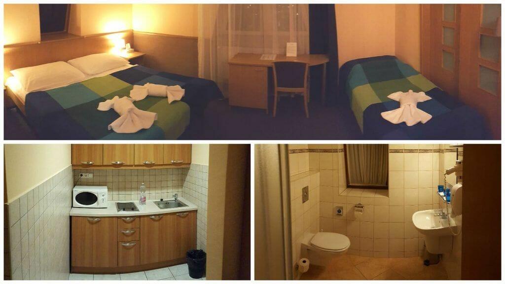 Jagello Business hotel, hotel en Budapest