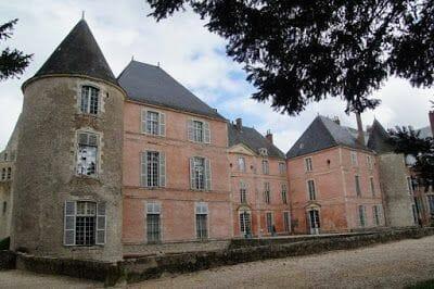castillo meung sur loire dentro de la ruta castillos Loira