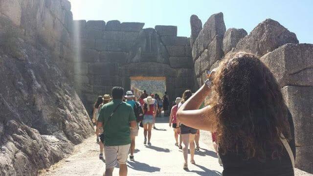 MICENAS ruinas