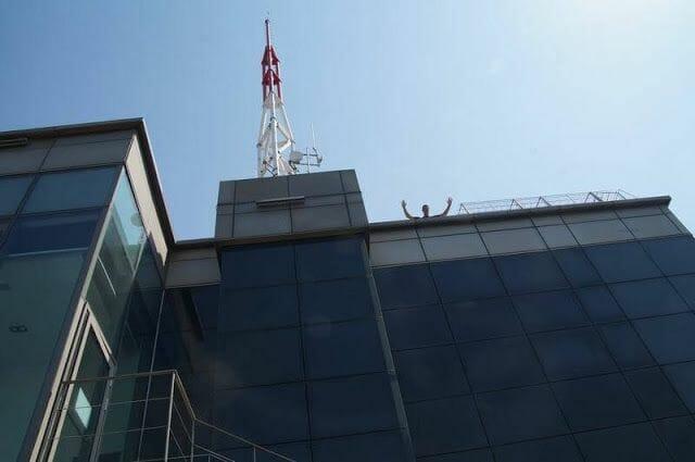 antena sapphire tower