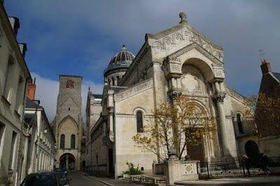 catedral de tours ruta castillos Loira