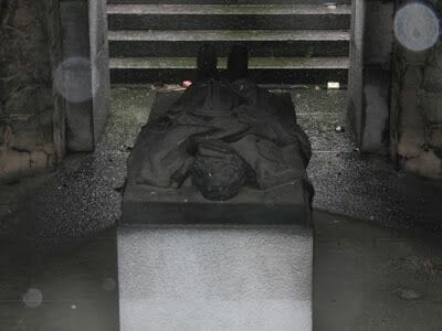 monumento conmemorativo guerra mundial bruselas