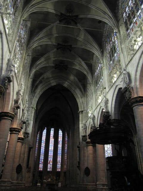 La Eglise de Notre Dame du Sablon