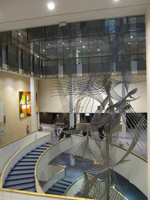 visita del Parlamento europeo