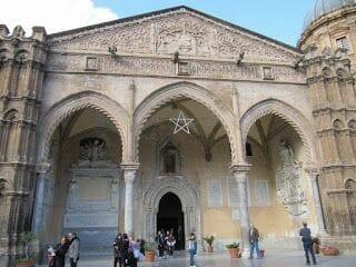 crucero Palermo, iglesias de Palermo, catedral de Palermo
