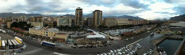 puerto de Palermo