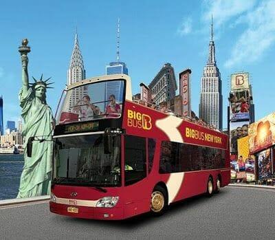 Autobuses turisticos de Nueva York, Big Bus y Citysights