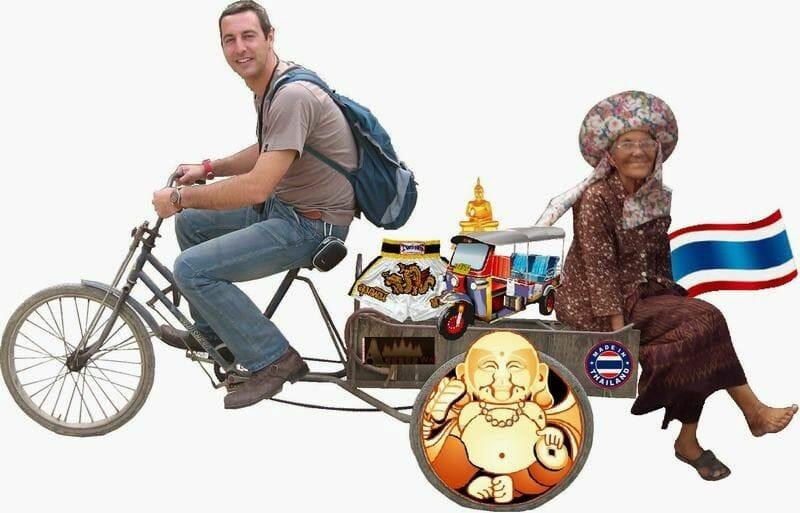 viajar a Tailandia - consejos y guía